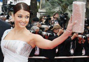 Aishwarya Rai Bacchhan in Cannes